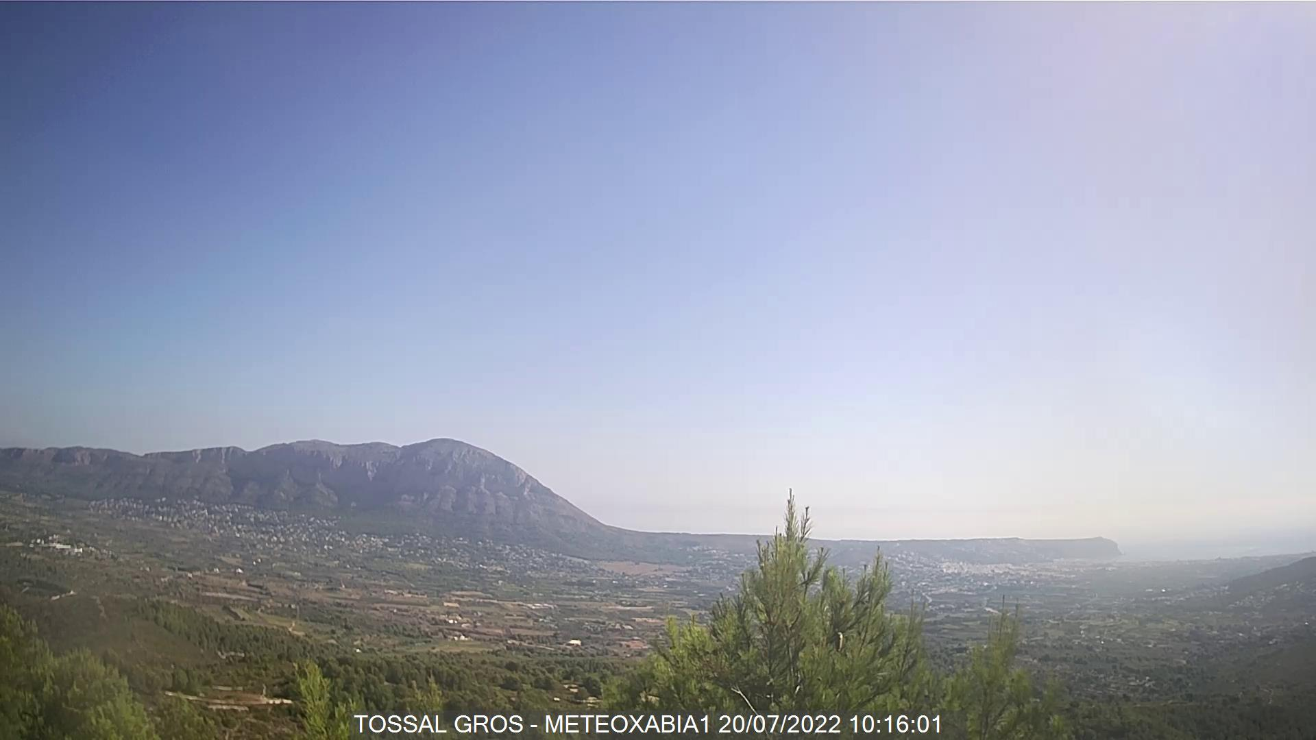 Webcam Tossal Gros